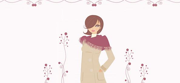 Free Woman Vector Illustration