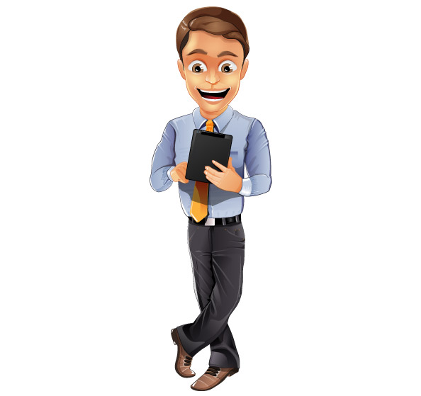 businessman clipart vector - photo #2